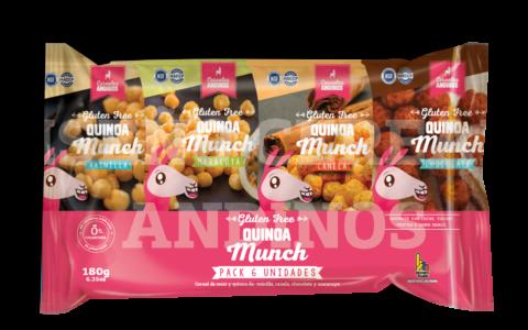 productos a base de quinoa