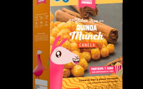 quinoa cereales canela