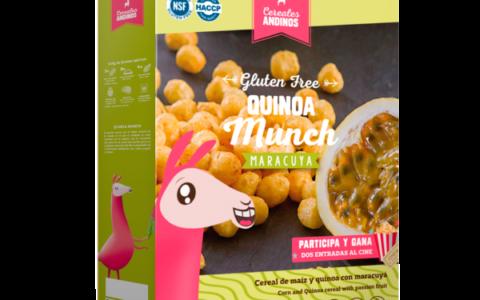 Quinoa cereales
