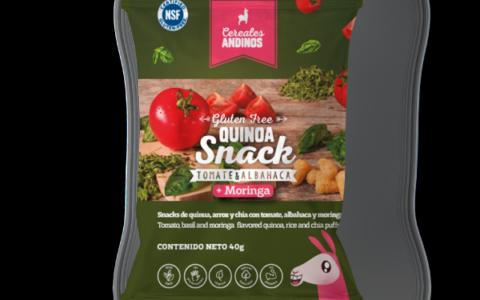 quinoa snack tomate